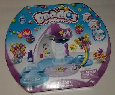 New Beados Quick Dry Design Station Kit 500 Beads 13 30 Picclick