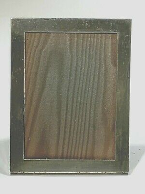 Art Deco Graff Washbourne & Dunn Sterling Silver Picture/Photo Frame