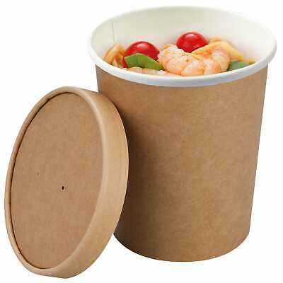 Colpac Compostable Extra Large Soup Cups 32oz - 1x500