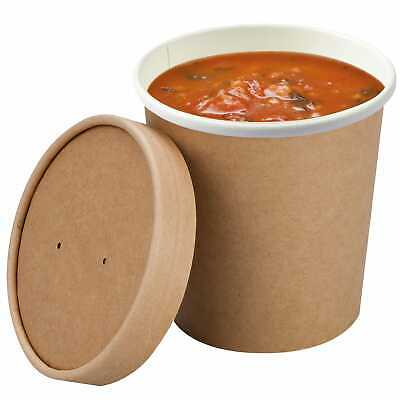 Colpac Compostable Soup Cups 16oz - 1x500