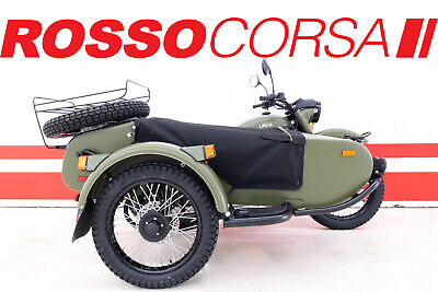 2020 Ural Gear Up (2WD)  2020 Ural Gear Up (2WD) - CUSTOM COLOR NEW 2020 MODEL / CUSTOM ORDERED PAINT