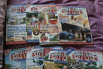 another lot best of british mags 11 magazines