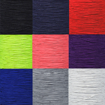 Wide Variety of Colors West Coast Paracord Elastic Stretch for Custom Bungee Lengths 100 Feet 10 1//8 Inch Diameter Shock Cord 25 50