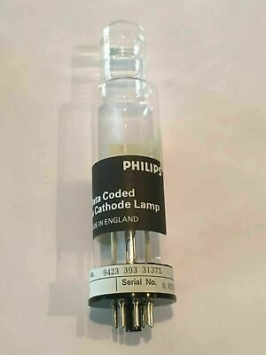 Philips Data Coded Hollow Cathode Lamp, Cr-Mo Part# 9423 393 31371