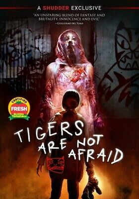 Tigers Are Not Afraid (DVD,2020)