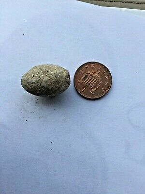 Rare Roman lead Whistling Bullet Found in East Anglia Essex UK Metal Detecting