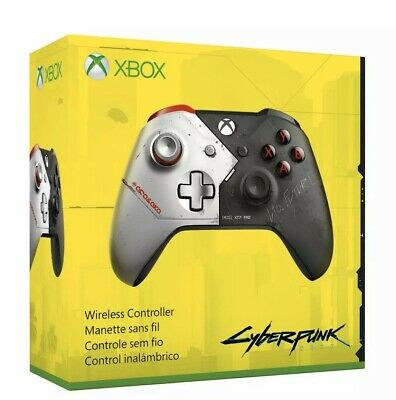 Xbox One Wireless Controller, Cyberpunk 2077 Limited Edition IN HAND SHIPS FAST