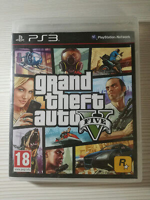 Ps3 Juego Gta V - Grand Theft Auto 5