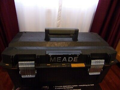 Meade Heavy Duty Telescope Case - Reasonable Offers