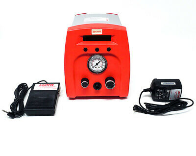 Loctite 98666 Syringe Dispensing System w/ Power Adapter & Foot Switch 8900571