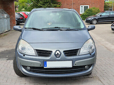 Renault Scenic 2.0 Automatic, Bj. 10/ 06, TÜV 12/ 2021 mit vielen Extras