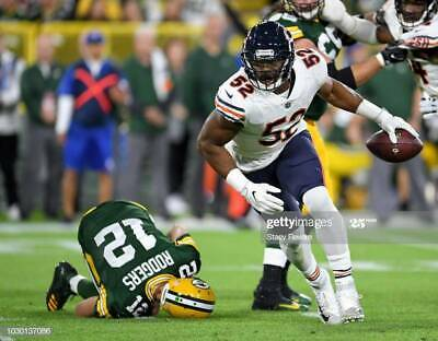 2 TICKETS GREEN BAY PACKERS @ CHICAGO BEARS *SEC 433 Row 11*