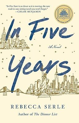 In Five Years by Rebecca Serle 🔥PDF Book🔥30Sec Delivery