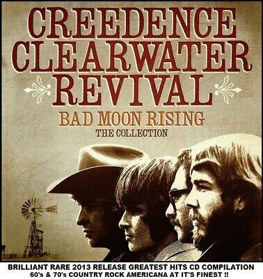 Creedence Clearwater Revival - Very Best Essential Greatest Hits - 60's 70's CD