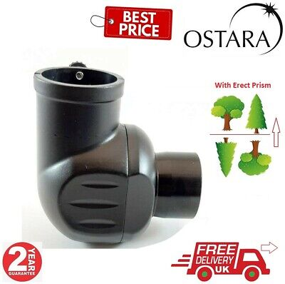 Ostara 1.25 Inch 90 degree Erecting Prism for Telescope OS334050 (UK Stock)