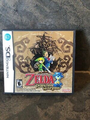 The Legend of Zelda: Phantom Hourglass (DS, 2007) LIKE NEW . COLLECTORS QUALITY.
