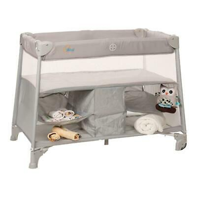 Fillikid Baby Bed Store Grey