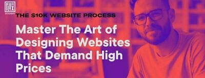 Flux Academy - The $10K Website Process Value : $497.00