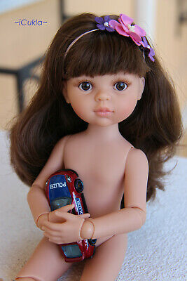 """Paola Reina Articulated Doll~CAROL~13.5""""~34cm~OOAK by iCukla~new body~4"""