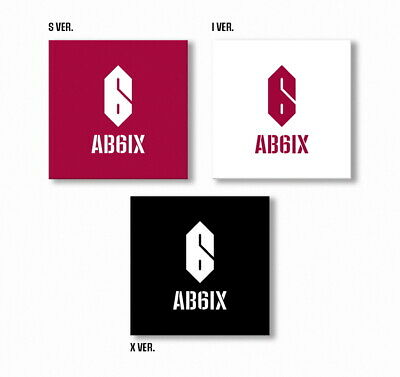AB6IX - B:COMPLETE [S+I+X ver. SET] 3CD+6Photocards+3Bookmarks