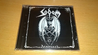 Sodom - Demonized CD ╬ Demos 1982 1984 Witching Metal Victims Of Death ╬ Sealed