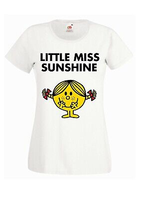 Ladies Little Miss Sunshine T-Shirt