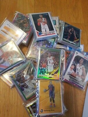 Basketball mystery packs. Chances for Young,  Luca, or LeBron James rookie READ!