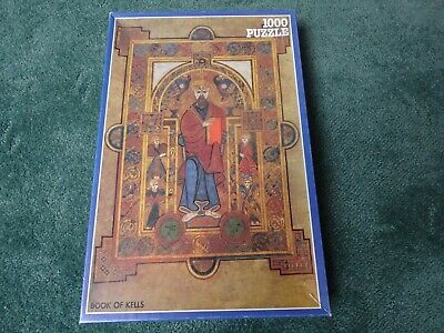 BOOK OF KELLS Jigsaw Puzzle by FX