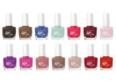 Maybelline Superstay 7 Days Gel Nail Color nail polish new CHOOSE YOUR SHADE