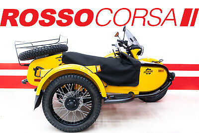 2020 Ural Gear Up (2WD)  2020 Ural Gear Up (2WD) - CUSTOM ORDERED COLOR ADVENTURE EDITION