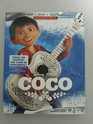 Coco - BLU RAY SIZE - SLIPCOVER ONLY - NO DISC