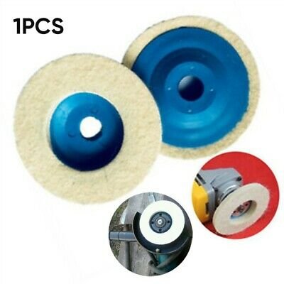 Wool Buffing Angle Grinder Wheel Felt Polishing Disc Pad Buffers Polishers Tools