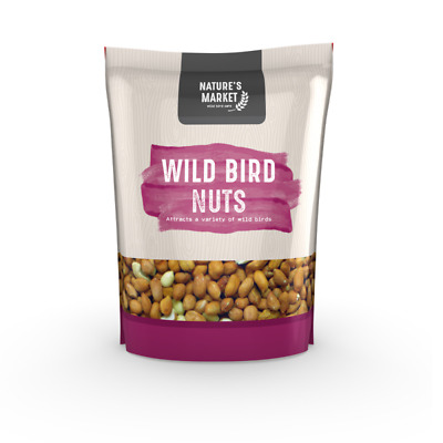 Peanuts Bird  Feed Wild Garden Feeders Seed Nuts Treat Food