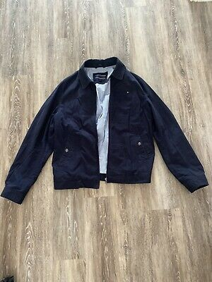 Anthracite Men/'s  Drivers Bomber Jacket Mercedes X LARGE NEW!