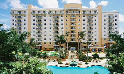 Club Wyndham Palm-Aire Pompano Beach Florida 2 bedroom deluxe 7nights July 11-18