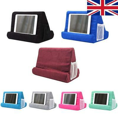 Tablet Holder Foam Pillow Stand Mobile Phone Laptop Bracket Multi Angle Cushion
