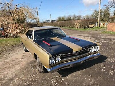 1969 Plymouth 440 Gtx Matching Numbers, Fabulous Car!