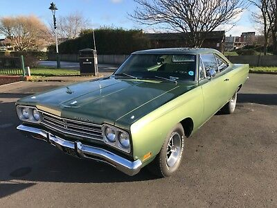 """1969 PLYMOUTH SATELLITE 318, """"sale agreed, thanks for looking!"""""""