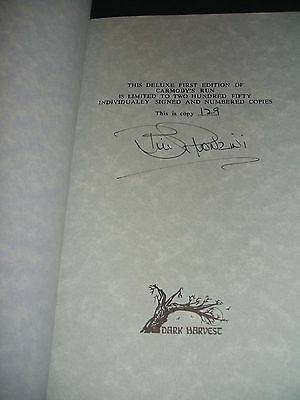 Signed limited First edition of Carmody's Run by  Bill Pronzini, As new copy
