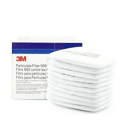 3M P95 Particulate Filters 5P71 3M 5N11 Filters