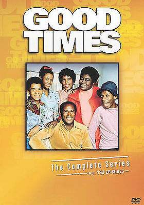 Good Times - The Complete Series (DVD, 2008, 17-Disc Set)