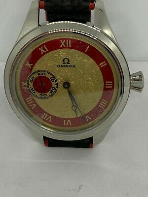 Omega custom made vintage Marriage watch 1 off