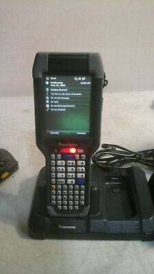 Intermec CK3a1 Computer Barcode Scanner with Dock & Charger