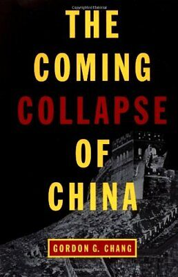 The Coming Collapse of China by Gordon G. Chang 🔥PDF Book🔥30Sec Delivery