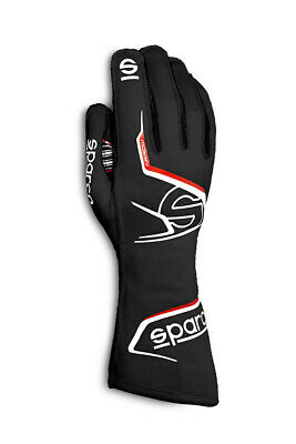 SPARCO Glove Arrow X-Large Black / Red 00131412NRRS