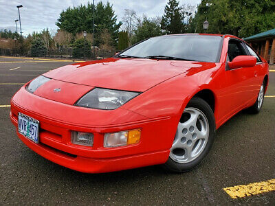 1996 Nissan 300ZX 2+2 1996 Nissan 300ZX 2+2 V6 24V Automatic Coupe Premium *One Owner* 74,152 Miles