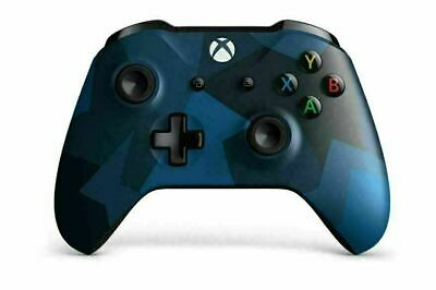 New Microsoft Xbox One Wireless Controller, Midnight Forces II Special Edition