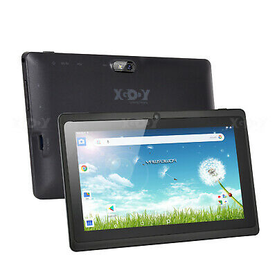 XGODY 2020 Newest Android 8.1 GMS Tablet PC Dual cam Bluetooth 1+16GB HD WIFI UK