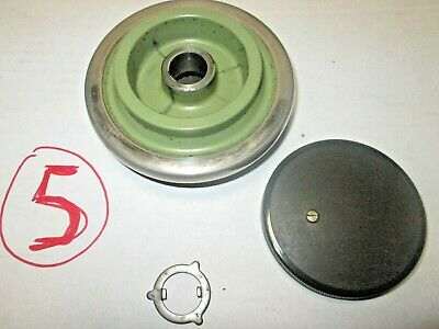 Bernina Favorit 540 Sewing Machine Parts - Balance Wheel Assembly