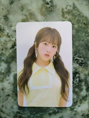 IZ*ONE Choi Yena Heart*iz Pop up Store PC Photocard Kpop Official